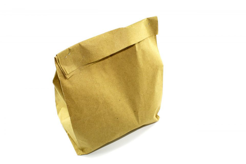 Trwałe torby papierowe chroniące środowisko naturalne