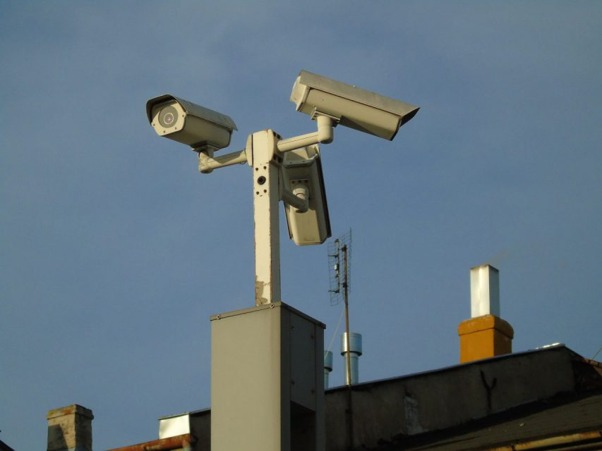 Nowoczesne kamery przemysłowe