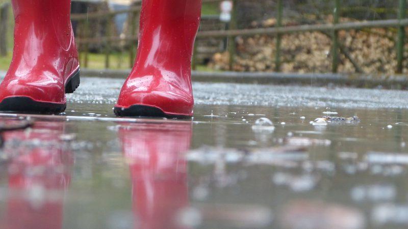 odzież do pracy w deszczu