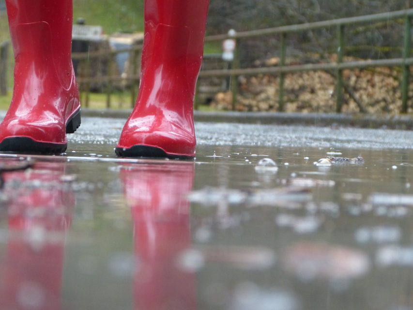 Jaka odzież do pracy w deszczu?